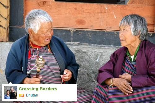 Reisdagboek: Crossing Borders in Bhutan